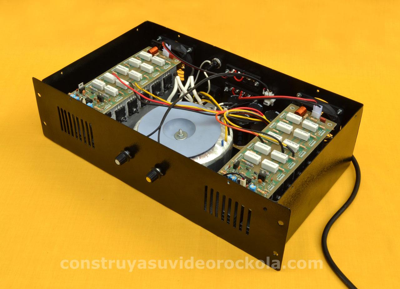 Circuito De Amplificador De Audio De 1000w Pdf : Proyectos electronicos diy ensamble un amplificador