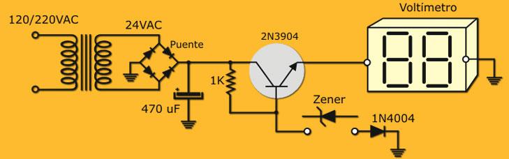 Electronicwebeasy Diodo Zener