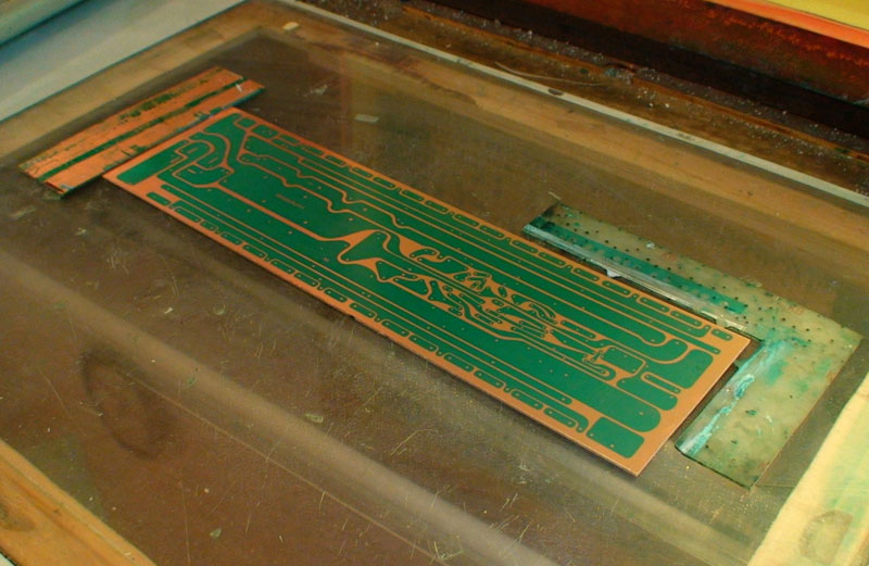 Circuito Impreso : Construye tu propio circuito impreso pcb taringa