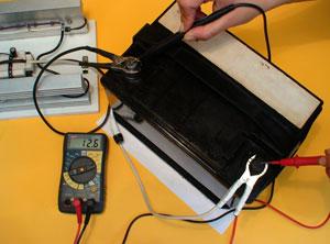 Inversor de voltaje DC/AC de 300 watt (parte 1)