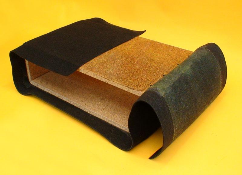 Construya un gabinete para su amplificador - Como forrar una pared de madera ...