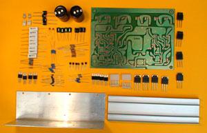 como hacer un amplificador 400w