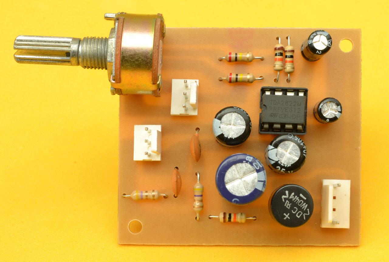 Circuito Amplificador : Construya su videorockola gt un amplificador