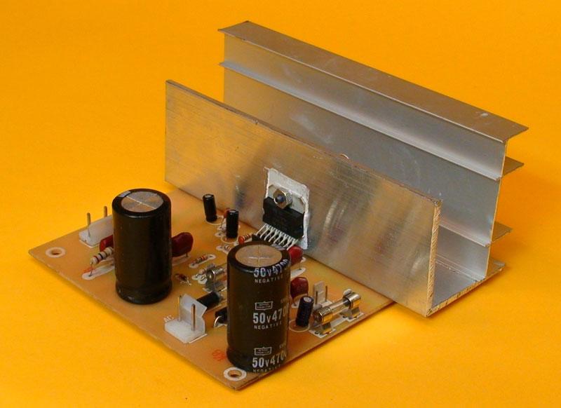 amplificador de 90 watts casero (saber un poco electronica)