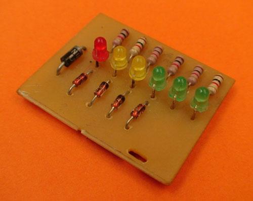 Circuito Vumetro : Construya su videorockola gt un vumetro