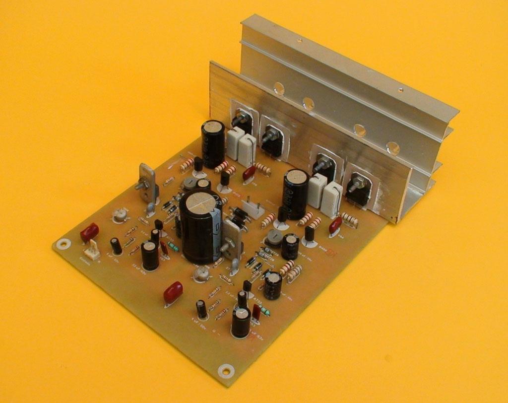 Circuito Impreso De Amplificador De 3000w : Amplificador de w con fuente simple taringa