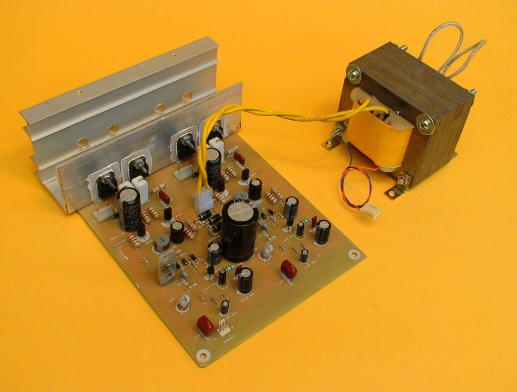 Aqui la prueba de sonido del amplificador de 100w.