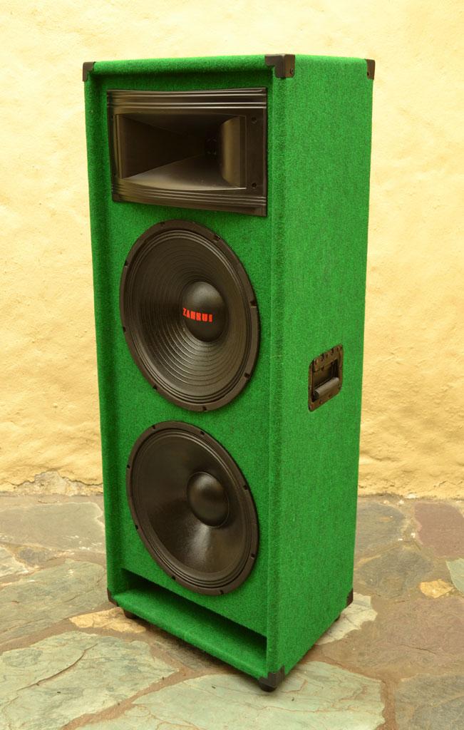 Soporte de Audio y Video: Parlantes y Bafles Construccion (parte 1)