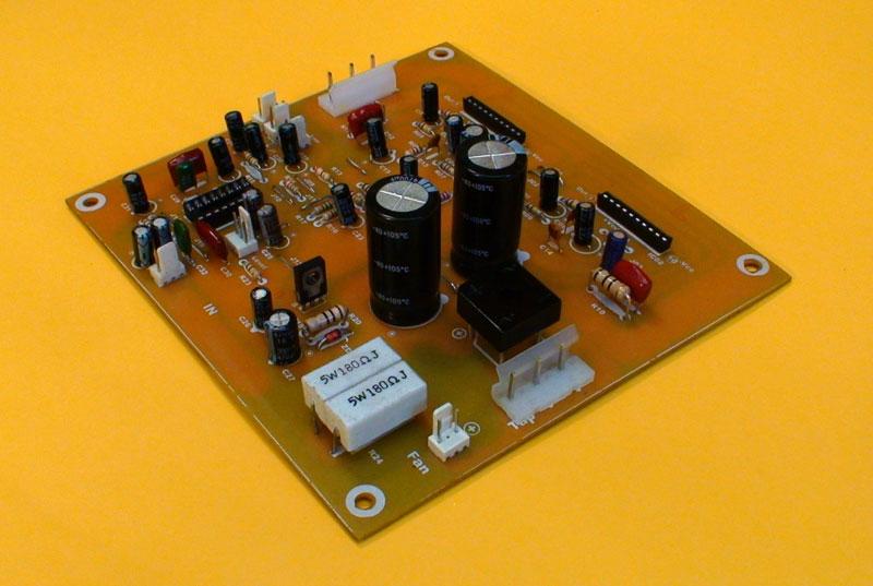 Circuito Impreso De Amplificador De 3000w : Amplificador de w con volumen tonos y balance