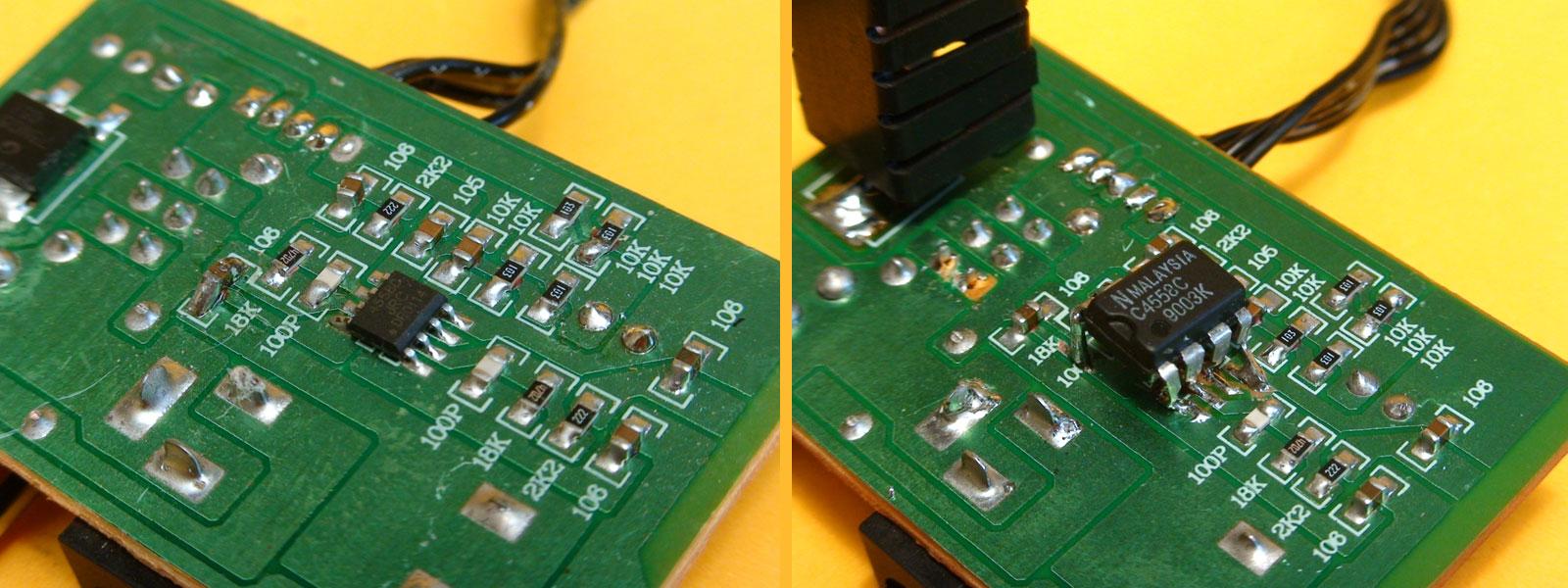 Circuito Usb : Como adaptar un reproductor mp a su amplificador